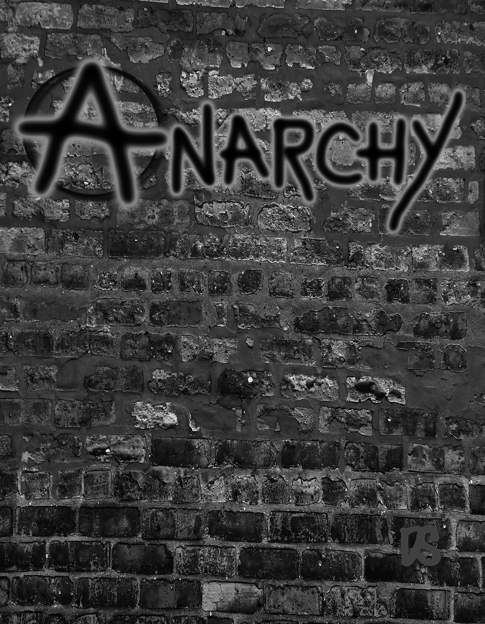 Anarchy wall