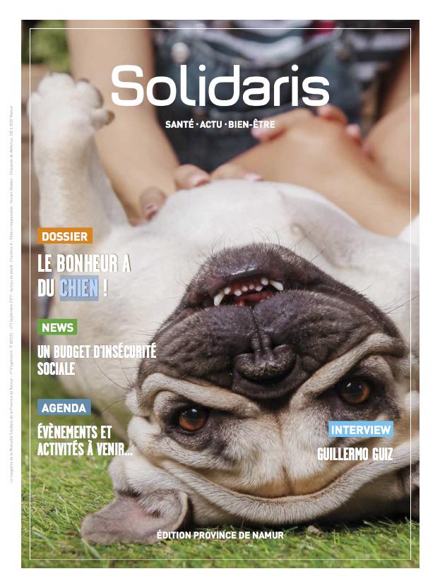 Magazine Solidaris, Belgium