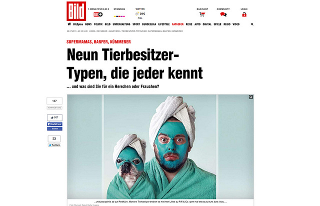 BILD, GERMANY