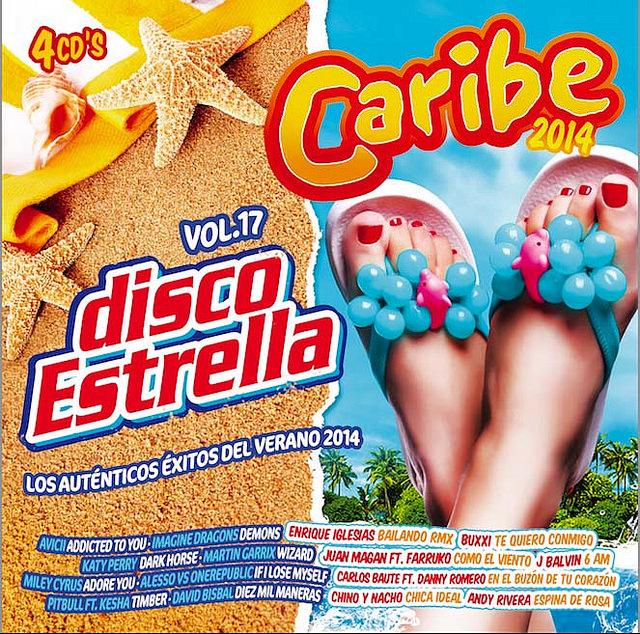 Caribe 2014 Disco Estrella, SPAIN