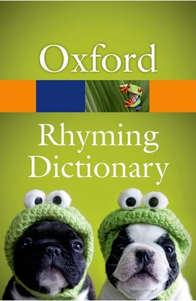 New Oxford Rhyming Dictionary, USA
