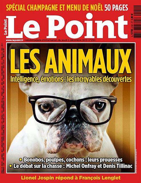 LE POINT, FRANCE