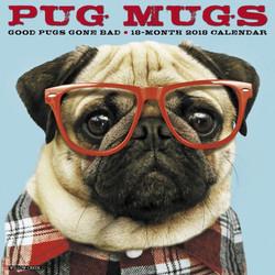 Pug Mugs Kalender, Netherlands