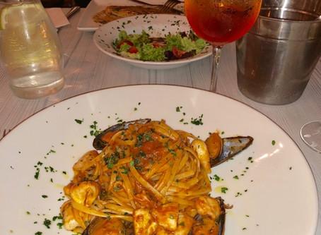 Authentic Italian at Alfie's
