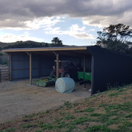 Implement Shed 12mW x9mD Ararimu