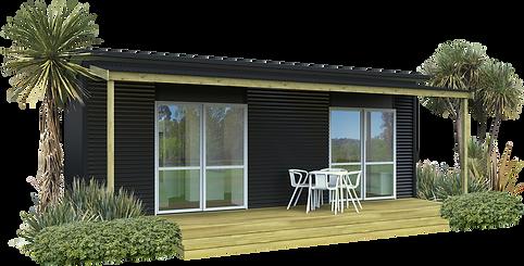 NZ Cabins Exterior View