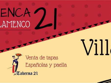 Caseta Flamenca | 16 Agosto
