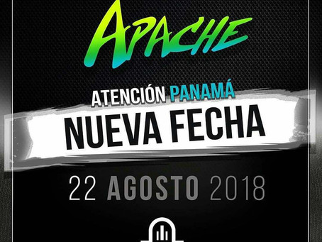 Apache en Teatro Amador | 22 Agosto