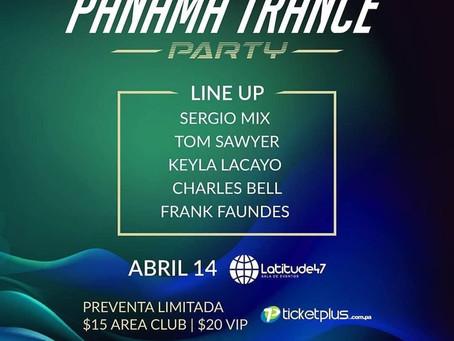 PANAMA TRANCE PARTY