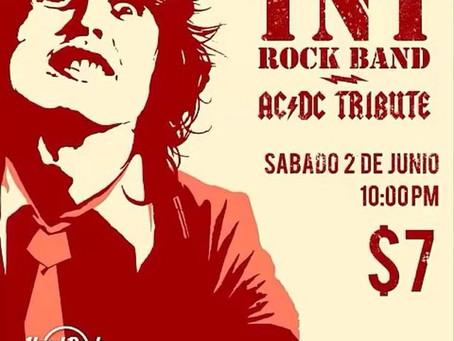 TNT Rock Band | 02 Junio