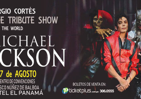 Tributo Michael Jackson | 17 Agosto