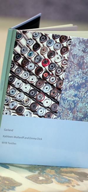 Kathleen Mullaniff 'Garland' book 2016