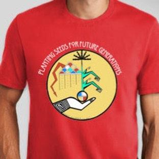 Planting Seeds T-Shirt
