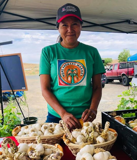 Come on down to the Hopi Farmers Market