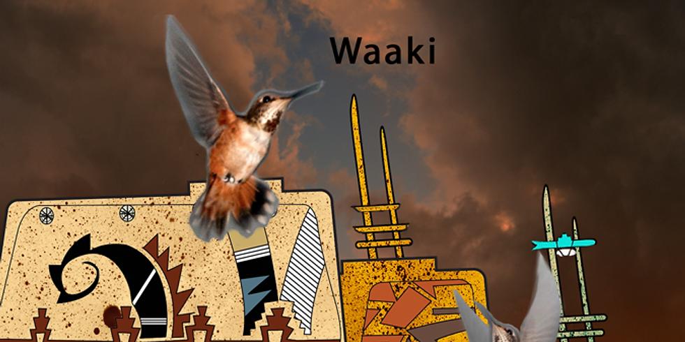 WAAKI (Sanctuary) Virtual Film Screening - Retrospective/Q & A
