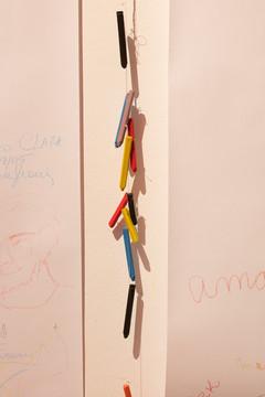Olfactory Crayons, 2018