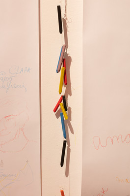 Crayons Olfativos