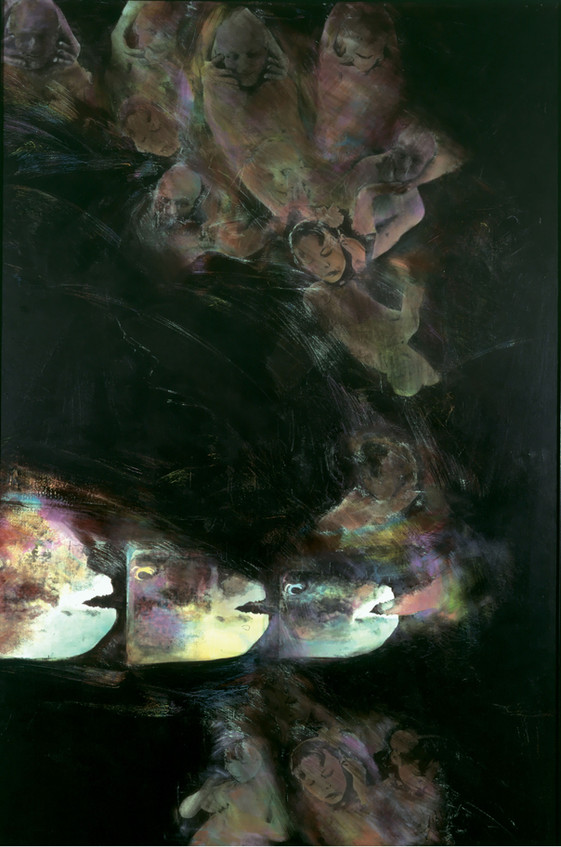 Peixe Morre pela Boca, 1985