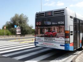 Disagi il 25 maggio sui bus AMT