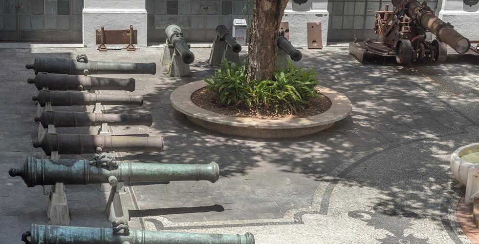 Garden of Cannons