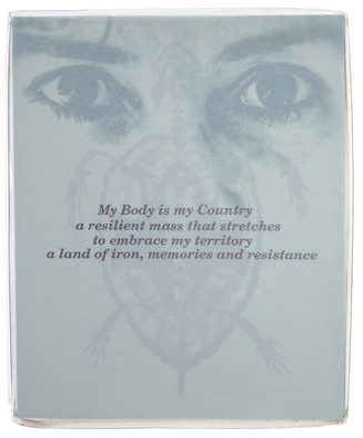 My body is my country, 1991