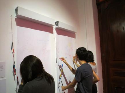 Crayons Olfativos, 2019