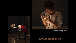 Diary of Smells, a talk at ArtTable