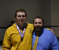 Ryan Skillington '19 State Champ 285