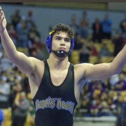 Peter Enos 2018 State Champ