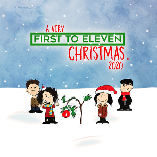 A Very First To Eleven Christmas EP