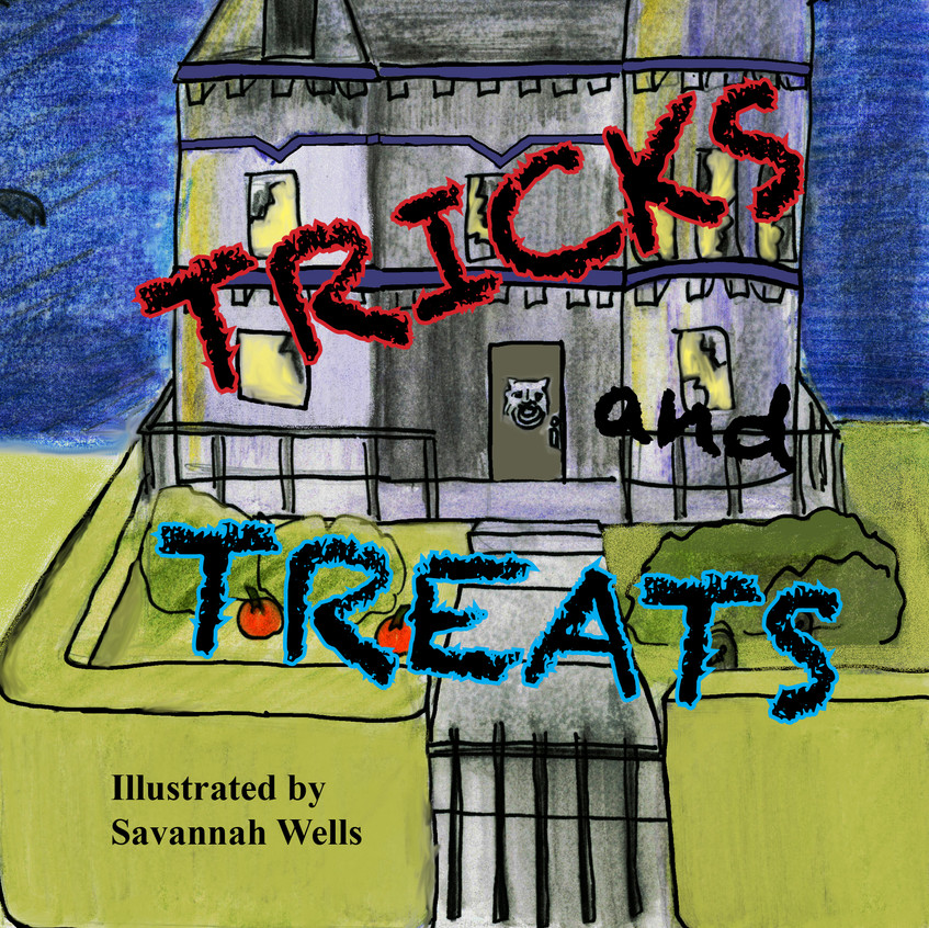 Tricks and Treats Layout front 4