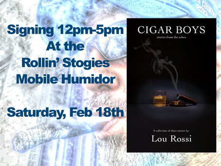 Lou Rossi to appear at Pittsburgh Auto Show with Rollin' Stogies