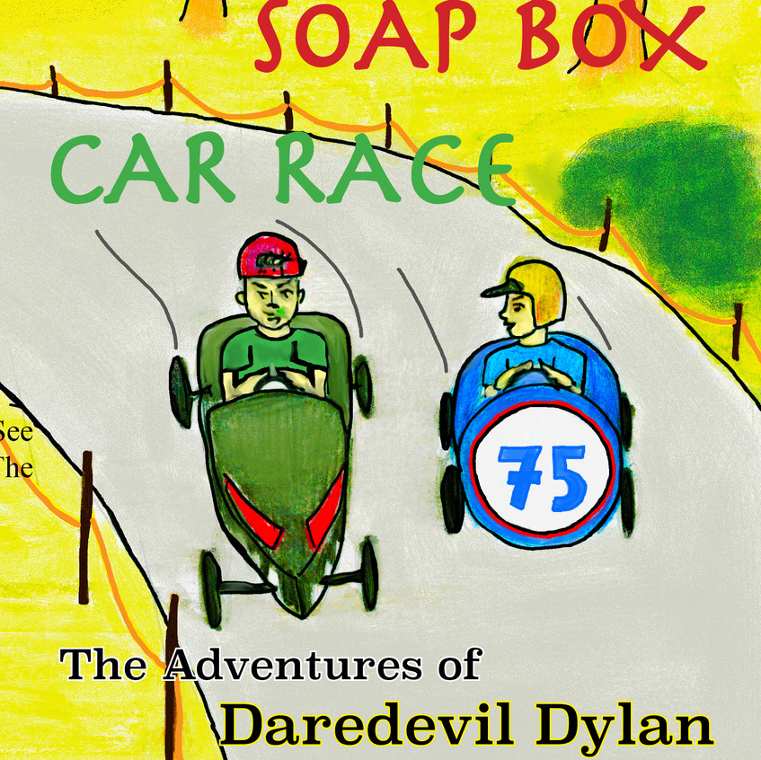 The Great Soap Box Car Race Layout 4