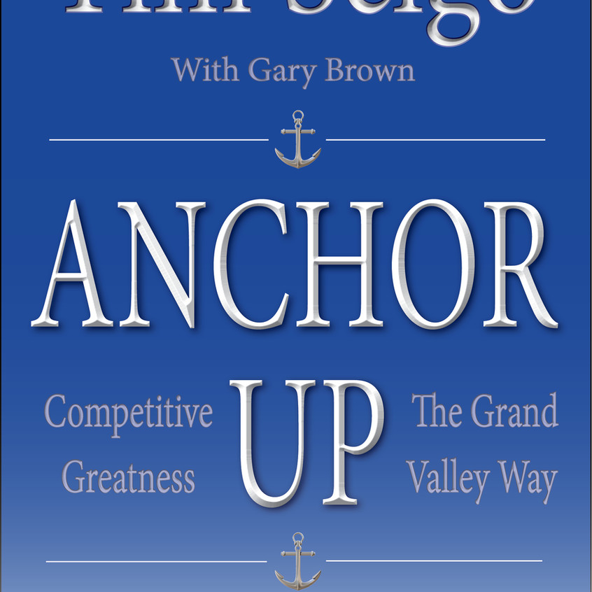 Anchor Up cover