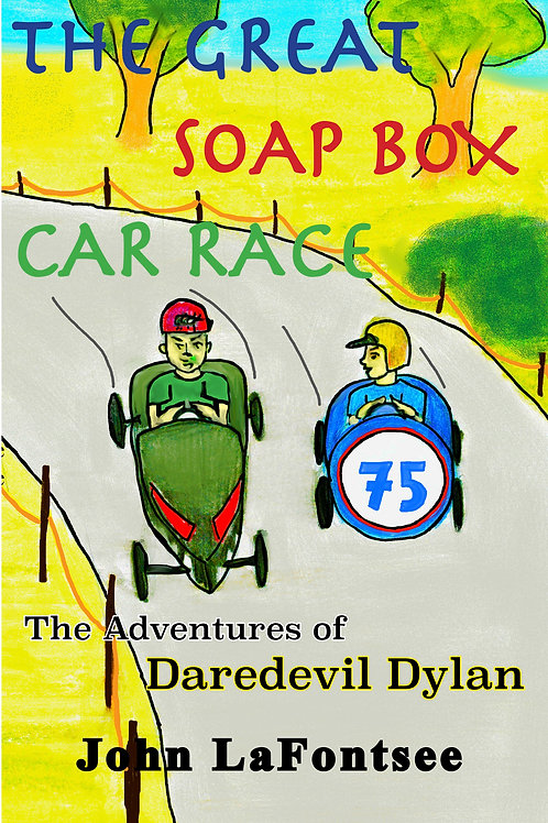 The Adventures of Daredevil Dylan: The Great Soap Box Car Race