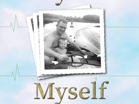 Living Beyond Myself: an Out-of-Body Testimony, a new book coming from Five Count Publishing and Rog