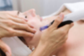 Hardware cosmetology. mesotherapy, derma