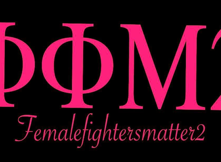 Female Fighters Matter Too!