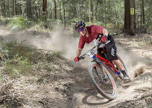 Andy Threlfall racing Awaba
