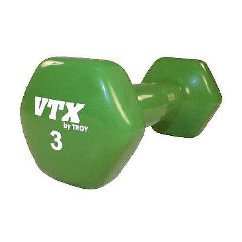 VTX  3lb Dumbbells (PAIR)