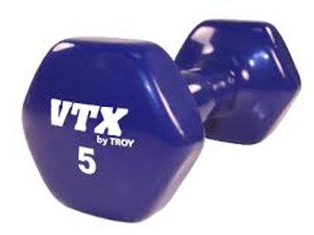 VTX  5lb Dumbbells (PAIR)