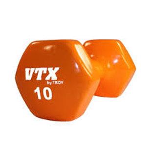 VTX  10lb Dumbbells (PAIR)