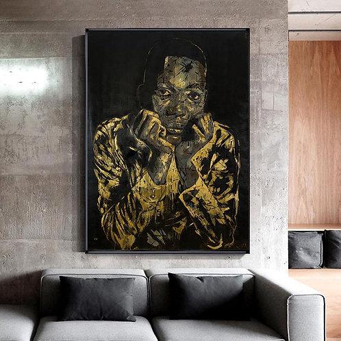 'GOLDEN BLACK 2'