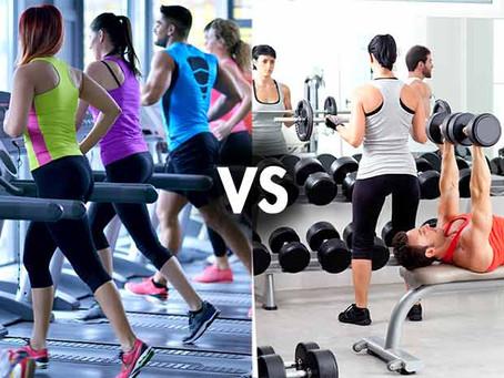 Quel est le meilleur moment pour faire votre cardio ? Avant ou après le renforcement musculaire ?