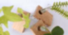 beech wood bohemica test tube & recycled wood vase by shinshin studio tel aviv