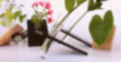 bohemica by shinshin studio tel aviv recycled wood testtube vase plants holder