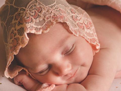 Baby Spencer Newborn Session