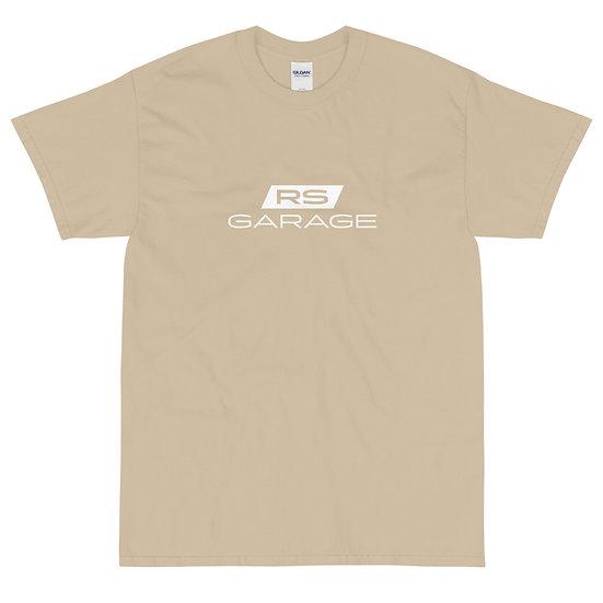 RSG t-paita - valkoinen logo