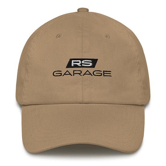 RSG Lätsä - musta logo