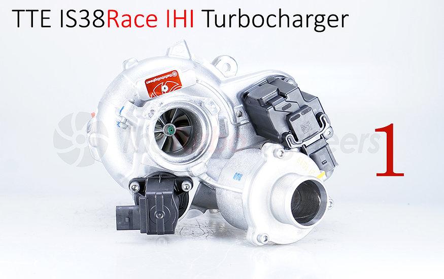 TTE IS38Race Turboahdin EA888.3 2.0TSI VAG